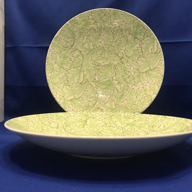 NIKKO(ニッコー)のニッコー NIKKO 29cm大皿 2枚セット インテリア/住まい/日用品のキッチン/食器(食器)の商品写真