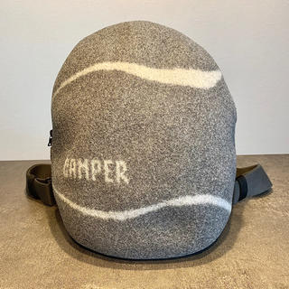 カンペール(CAMPER)のCAMPER BLANKET STONES backpack(リュック/バックパック)