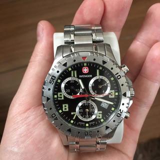 ウェンガー(Wenger)のウェンガー 時計(腕時計(アナログ))