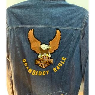 ハーレーダビッドソン(Harley Davidson)のジャケット(Gジャン/デニムジャケット)