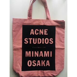 アクネ(ACNE)の【新品未使用】Acne Studios限定トートバッグ(トートバッグ)