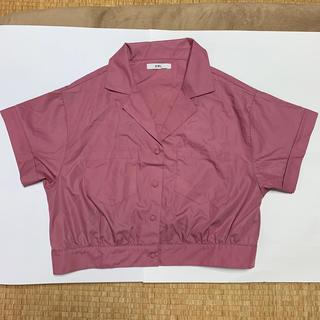 グレイル(GRL)のGRL テーラードカラーショートシャツ(Tシャツ/カットソー(半袖/袖なし))