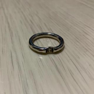 ワークスタットミュンヘン 十字架 クロス リング 指輪