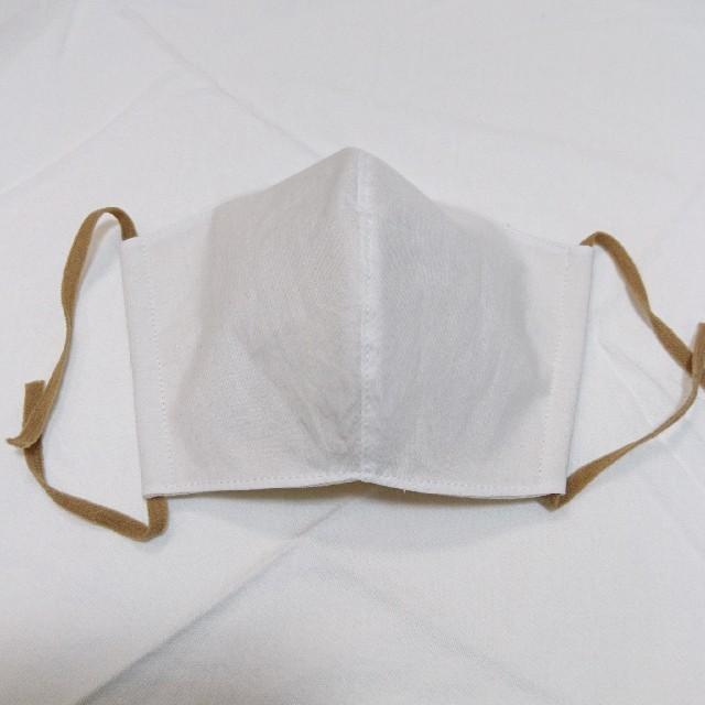 フィット マスク 、 立体マスク 白 大人 不織布の通販 by しー14's shop
