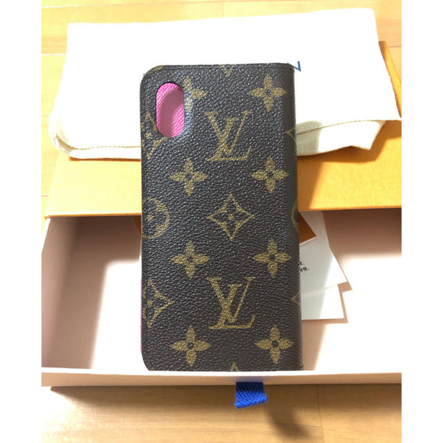 LOUIS VUITTON - ルイヴィトン iPhone Xケースの通販