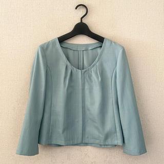 スーナウーナ(SunaUna)のsunauna♡ノーカラージャケット(ノーカラージャケット)
