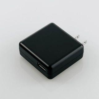 エレコム(ELECOM)のエレコム スマホ タブレット AC充電器 iPhone & android 対応(バッテリー/充電器)