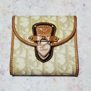クリスチャンディオール(Christian Dior)の☆Dior 二つ折り財布☆(折り財布)
