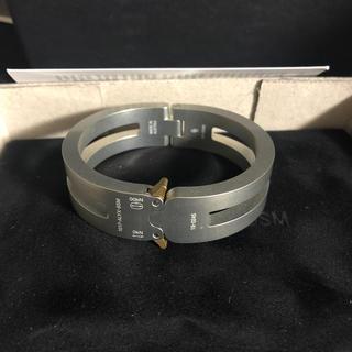 バレンシアガ(Balenciaga)のらにい様専用 alyx buckle bracelet silver 20ss(ブレスレット)