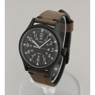 タイメックス(TIMEX)の【新品】TIMEX/(U)MK1スチール40mmブラック(腕時計(アナログ))
