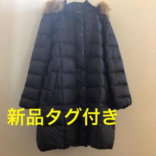 しまむら - 【新品タグ付き】ロングダウンコート