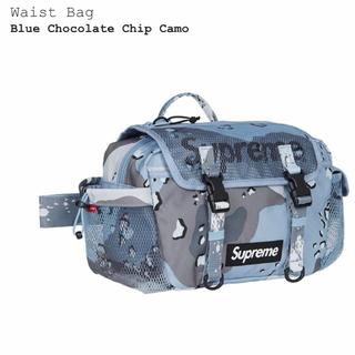 シュプリーム(Supreme)の2個セット Supreme WAIST BAG BLUE CAMO 20SS(セカンドバッグ/クラッチバッグ)