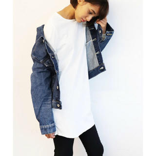 トゥデイフル(TODAYFUL)のキャナルジーン  レッドチョップワークス ロンT(Tシャツ/カットソー(七分/長袖))