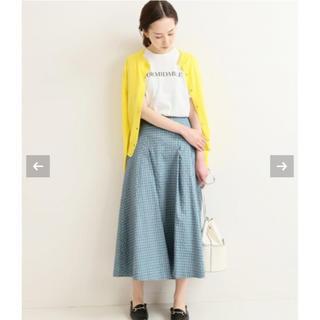 イエナ(IENA)のIENA ロゴプリントTシャツ (Tシャツ/カットソー(半袖/袖なし))