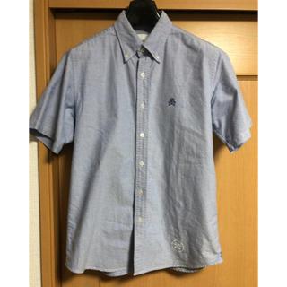 ユニフォームエクスペリメント(uniform experiment)のuniform experiment ボタンダウン半袖シャツ(シャツ)