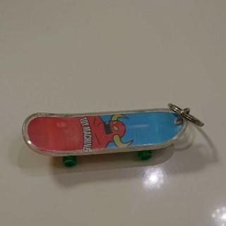 トイマシーン(Toy Machine)のフィンガーボード  キーホルダー(スケートボード)