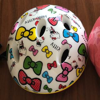 サンリオ - キッズヘルメット キティ