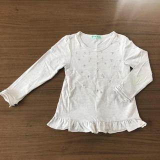 ハッカキッズ(hakka kids)のhakka kidsカットソー110センチ(Tシャツ/カットソー)