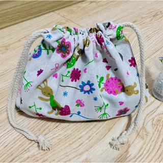 可愛いお弁当袋 小物袋(日用品/生活雑貨)
