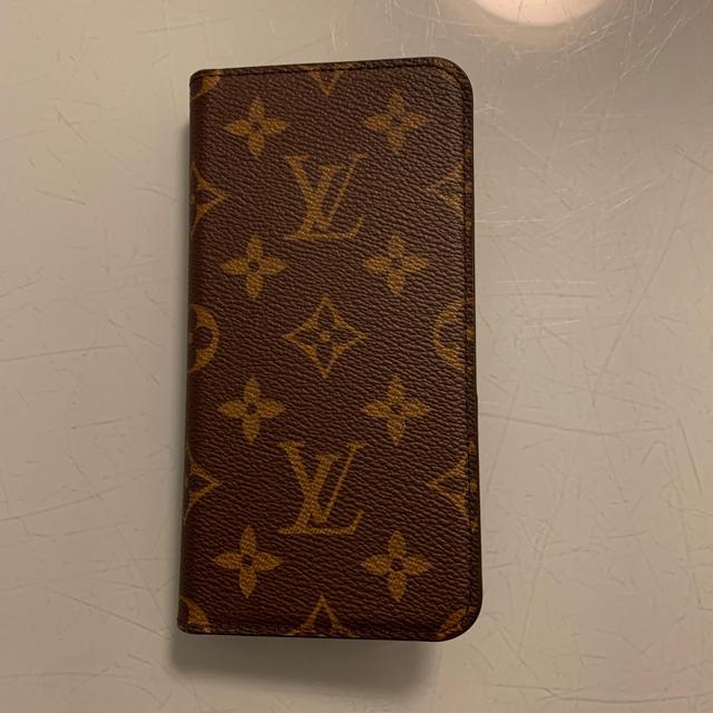 fila スマホケース iphone8 | LOUIS VUITTON - ルイ  ヴィトン  iPhoneXR  スマホケースの通販