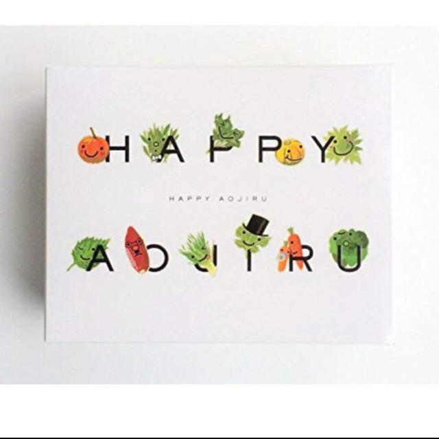 mother(マザー)のHAPPY AOJIRU / mother 食品/飲料/酒の健康食品(青汁/ケール加工食品)の商品写真