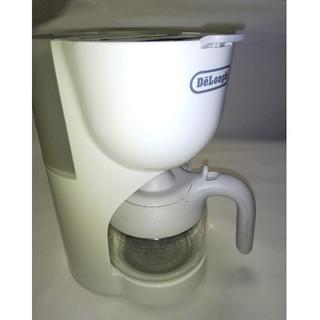 DeLonghi - 無送料 コーヒーメーカー デロンギ ドロップ CM200J−WH ペーパーレス