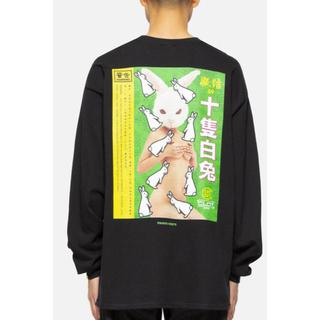 CLOT x #FR2 PORNO 10 RABBIT L/S T-SHIRT(Tシャツ/カットソー(七分/長袖))