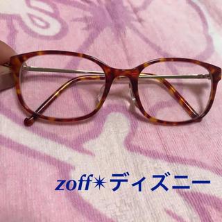 ゾフ(Zoff)の【送料無料】めがね❤︎ディズニー/zoff(サングラス/メガネ)