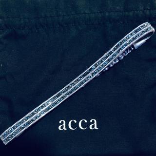 acca - acca♡スワロフスキーカチューム♡ネイビー系