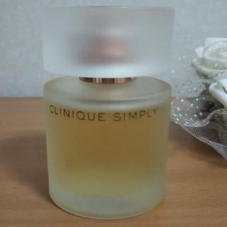 クリニーク(CLINIQUE)のクリニーク  シンプリー オードパルファム 50ml(香水(女性用))