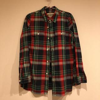 シンゾーン(Shinzone)のshinzone チェックシャツ ネルシャツ(シャツ/ブラウス(長袖/七分))