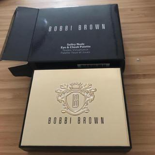 ボビイブラウン(BOBBI BROWN)の【箱入り新品】ボビイブラウン●限定パレット(コフレ/メイクアップセット)