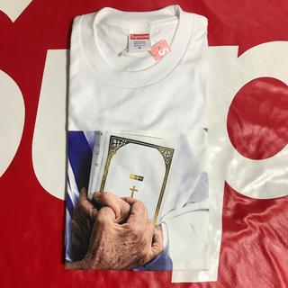 シュプリーム(Supreme)のsupreme Bible Tee(Tシャツ/カットソー(半袖/袖なし))
