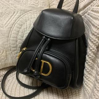 クリスチャンディオール(Christian Dior)のディオール リュック(リュック/バックパック)