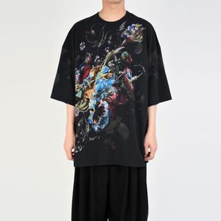 ラッドミュージシャン(LAD MUSICIAN)のSUPER BIG T-SHIRT  新品 19aw 定価以下(Tシャツ/カットソー(半袖/袖なし))