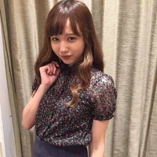 ケイティー(Katie)のGirlfriendsSALON Dalring blouse(シャツ/ブラウス(半袖/袖なし))