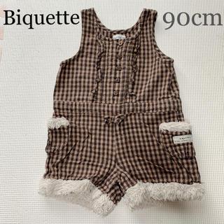 ビケット(Biquette)のビケット☆サロペット90(パンツ/スパッツ)
