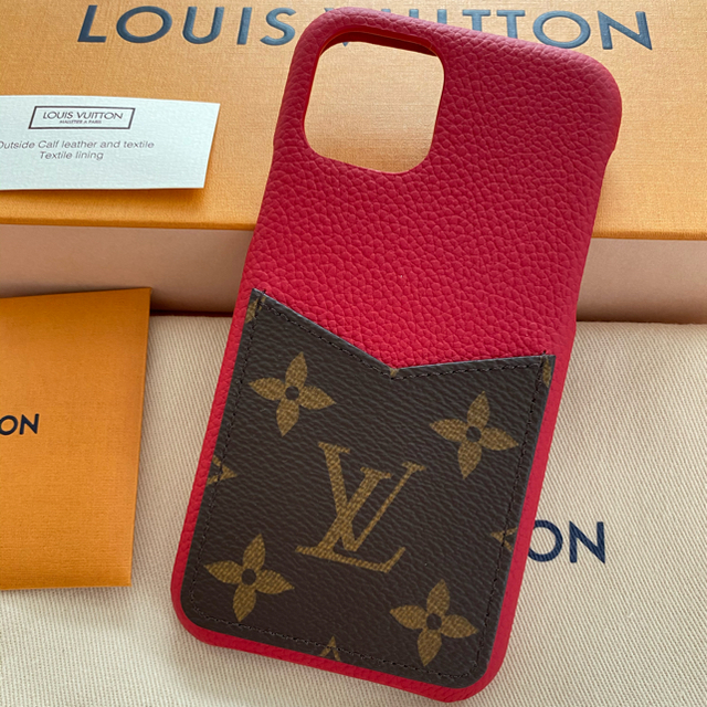 LOUIS VUITTON - ルイヴィトン iPhone11 pro ケースの通販