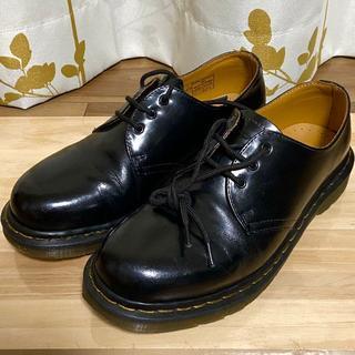 ドクターマーチン(Dr.Martens)のドクターマーチン ブラック 3ホール UK6 1461(ブーツ)