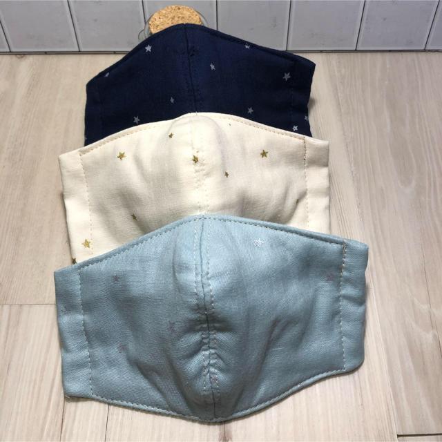 個 包装 マスク 人気 50枚 / ガーゼマスク 大人女性用の通販 by citto's shop
