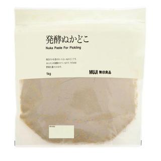 ムジルシリョウヒン(MUJI (無印良品))の無印良品 発酵ぬかどこ(その他)