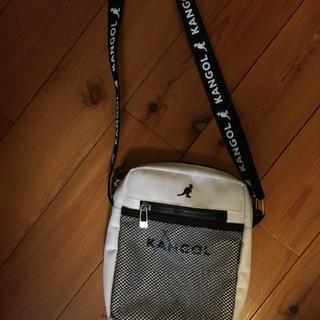 カンゴール(KANGOL)のKANGOLショルダーバッグ (ショルダーバッグ)