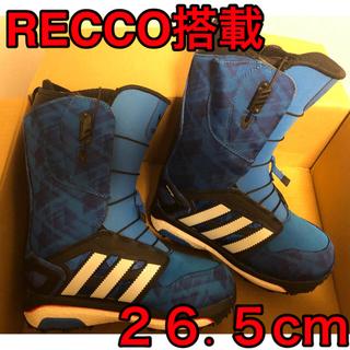 アディダス(adidas)の美品 adidas ENERGY BOOST スノーボード ブーツ RECCO(ブーツ)