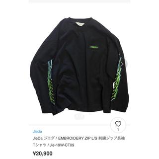ジエダ(Jieda)のjieda Tシャツ(Tシャツ/カットソー(七分/長袖))
