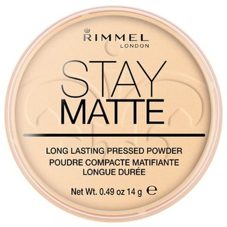 リンメル(RIMMEL)のRIMMEL👑STAY MATTE プレストパウダー(フェイスパウダー)