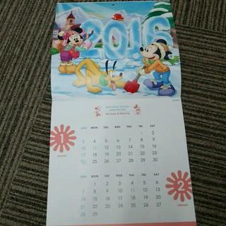 ディズニー(Disney)の2016年ディズニーカレンダー(ポスター)