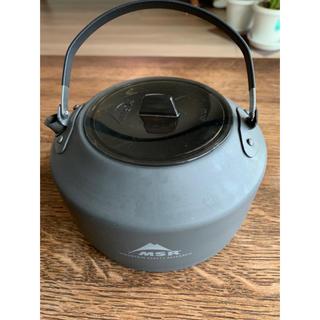 エムエスアール(MSR)のMSR 1Lポット(調理器具)