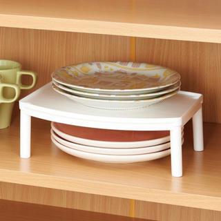 ニトリ - ニトリ 食器収納 食器棚 お皿 ディッシュラック 2個セット プレートラック