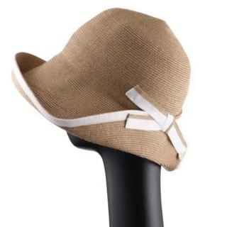 バーニーズニューヨーク(BARNEYS NEW YORK)のアシーナニューヨーク  マディソン Athena New York 帽子(麦わら帽子/ストローハット)
