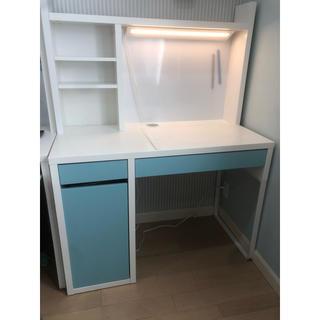 イケア(IKEA)のIKEA ミッケ ワークデスク 学習デスク 学習机(学習机)